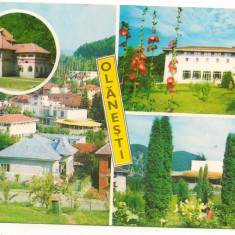 Carte postala- OLANESTI - Cascada, Europa, Circulata, Printata