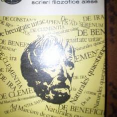 Scrieri filozofice alese - Seneca - Roman