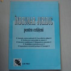 INDRUMAR JURIDIC PENTRU CETATENI