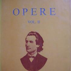 M. Eminescu - Opere - vol. II ( editia Perpessicius ) - 1994