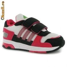 Lichidare de stoc!!!Adidas Streetrun CF roz, negru si alb-mar 23 - Adidasi copii, Fete, Multicolor