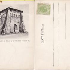 Manastirea Razboieni (Neamt) - Stefan cel Mare-istorica-Resboeni - Carte Postala Moldova pana la 1904