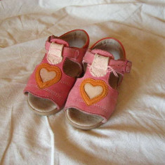 Sandalute fetite melania nr 20 - Sandale copii Melania, Fete, Roz