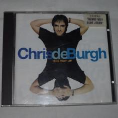 Vand cd original CHRIS DE BURGH-This way up - Muzica Blues