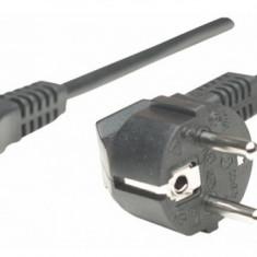 Cablu Alimentare Laptop MickMouse 1.8m 220V Mick Mouse 3 PINI 220 V 12A - NOU