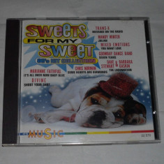 Vand cd original SWEETS FOR MY SWEET-80's Hit Collection - Muzica Blues emi records