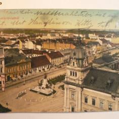 ARAD - ZONA CENTRALA - INCEPUT DE 1900