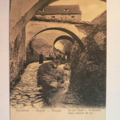 BRASOV - DUPA ZIDURILE DE JOS - INCEPUTUL ANILOR 1900
