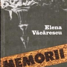 2 carti- Elena Vacarescu-Memorii;Principesa Martha Bibescu-Katia- demonul albastru al tarului Alexandru II (roman de dragoste) (B1089), Anul publicarii: 1991
