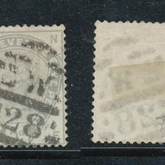 RFL 1883 Marea Britanie timbru stampilat Regina Victoria 5d Michel 150 euro