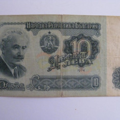 10 LEVA DIN 1974