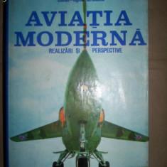 Aviatia moderna(realizari si perspective)-Zarioiu Gheorghe