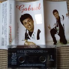 GABRIEL DOROBANTU DECLARATIE DE DRAGOSTE caseta audio Muzica Pop electrecord usoara slagare, Casete audio