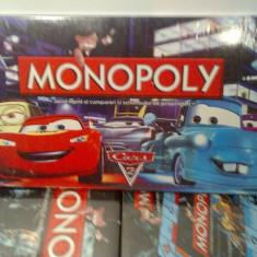 Monopoly in limba romana Cars - Jocuri Logica si inteligenta