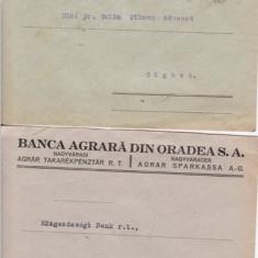 PLIC BANCA AGRARA ORADEA,SI DR FR.ROSENTHAL ORADEA; PT. SIGHET-OCPP 23