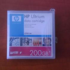 HP C7971A, Caseta stocare de tip LTO Ultrium 1, 200GB - Server de stocare