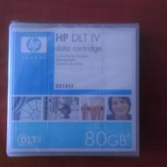 HP C5141F, Caseta stocare de tip DLT IV, 80GB - Server de stocare