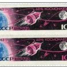 Rusia, cosmos - Timbre straine
