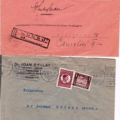 PLIc TIMISOARA 1931 pt.buzias, Lugoj, PT.TIMISOARA-OCPP 29 - Plic Papetarie
