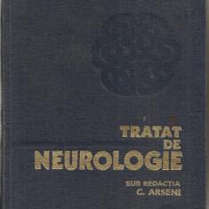 (C119O) TRATAT DE NEUROLOGIE, SUB REDACTIA C. ARSENI, EDITURA MEDICALA, BUCURESTI, 1979, VOLUMUL AL V-LEA - Carte Neurologie