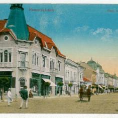 1806 - Mures, TARGU MURES - old postcard, CENSOR - used - 1917