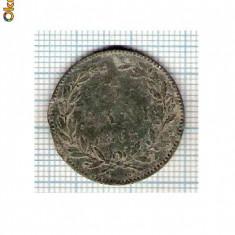 02 Moneda 5 Bani 1867 HEATON -starea care se vede -ceva mai buna decat scanarea - Moneda Romania