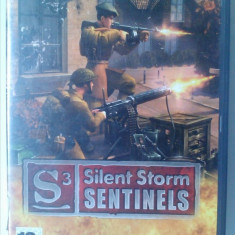 S3 Silent Storm Sentinels the official AddOn to