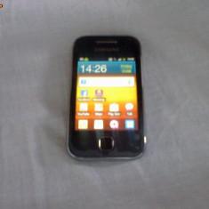 Vand Samsung Galaxy Y S5360 450 lei - Telefon mobil Samsung Galaxy Y, Argintiu, Neblocat