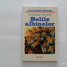 Bolile albinelor -Wolfgang Ritter -/apicultura/stuparit/stuparitul/apimondia/albine