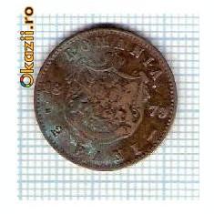 26 Moneda 2 Bani 1879 B -starea care se vede -ceva mai buna decat scanarea - Moneda Romania