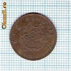 23 Moneda 2 Bani 1879 B -starea care se vede -ceva mai buna decat scanarea - Moneda Romania