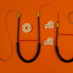 Kit de reparatie macara geamuri electrice Vw Passat fata staga-dreapta - Kit reparatie macara