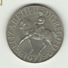ANGLIA/MAREA BRITANIE = 1 CROWN 1977 = JUBILEU, Europa