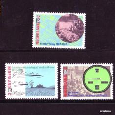 1987 Olanda Mi. 1320-1322 conditie ** - Timbre straine