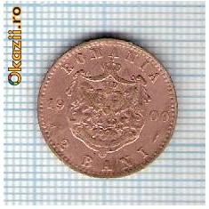 42 Moneda 2 Bani 1900 B -starea care se vede -ceva mai buna decat scanarea - Moneda Romania