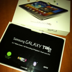 Samsung Galaxy TAB 10.1 - GT-P7500 - Tableta Samsung Galaxy Tab P7500, 16 GB, Wi-Fi