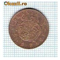 32 Moneda 2 Bani 1900 B -starea care se vede -ceva mai buna decat scanarea - Moneda Romania