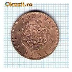 31 Moneda 2 Bani 1900 B -starea care se vede -ceva mai buna decat scanarea - Moneda Romania