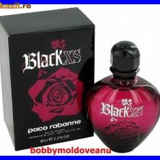 PARFUM DAMA PACO RABANNE BLACK XS 80ML - Parfum femeie Paco Rabanne, Apa de toaleta