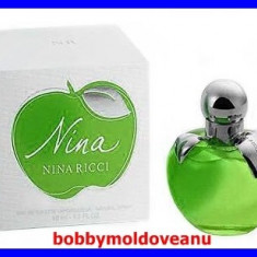 PARFUM DAMA NINA RICCI PLAIN(MAR VERDE) 80ML - Parfum femeie Nina Ricci, Apa de toaleta