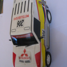 MACHETA MITSUBISHI PAJERO SPORT CU BATERII - Macheta auto Alta
