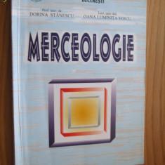 MERCEOLOGIE  --  D. Stanescu, Oana L. Voicu   --  [ 2001, 142 p.]
