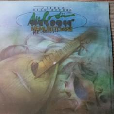 MELODII NEMURITOARE disc vinyl lp compilatie Muzica Pop electrecord clasic slagare usoara, VINIL