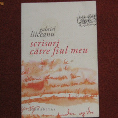 Gabriel Liiceanu - Scrisori catre fiul meu - Filosofie