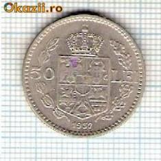 57 Moneda 50 LEI 1937 -starea care se vede -ceva mai buna decat scanarea - Moneda Romania