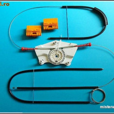 Kit reparatie macara geam Volkswagen Touareg (pt an fab.'02-'09) spate dreapta