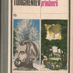 I. S. Turgheniev - Apele primaverii - Nuvela