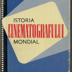 Georges Sadoul - Istoria cinematografului mondial - Carte Cinematografie