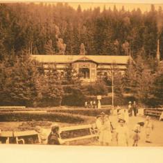 TUSNAD - ANIMATIE DE EPOCA - ANUL 1911