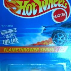 HOT WHEELS --FORD THUNDERBIRD 1957 ++1799 DE LICITATII !! - Macheta auto Hot Wheels, 1:64